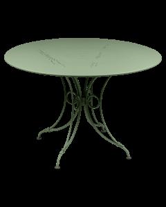 Fermob 1900 Tisch Ø 117 NEU!-Kaktus MK
