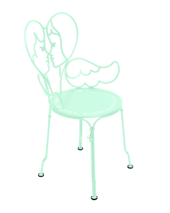 Fermob ANGE | Gartenstuhl-Opalgrün MK