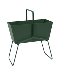 Fermob BASKET | Blumenkasten hoch, Zederngrün