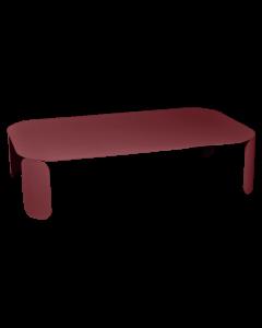 Fermob Bebop niedriger Tisch 120x70 H. 29