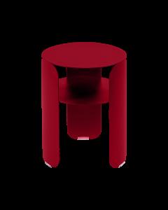 Fermob BEBOP Beistelltisch Ø35cm-Chili MK