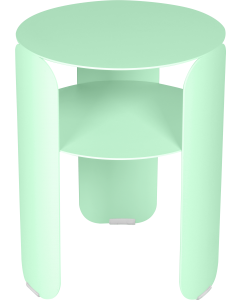 Fermob BEBOP Beistelltisch Ø35cm-Opalgrün MK