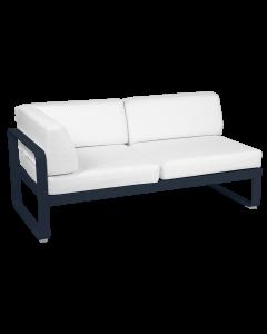 Fermob Bellevie 2-Sitzer-Eckmodul Links