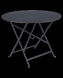 Fermob BISTRO | Tisch Ø 96 cm, Anthrazit