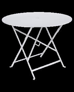 Fermob BISTRO   Tisch Ø 96 cm, Baumwollweiss