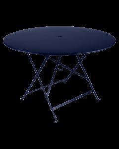 Fermob BISTRO | Gartentisch Ø 117 cm -Abyssblau-Rund