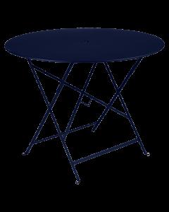 Fermob BISTRO | Gartentisch Ø 96 cm-Abyssblau-Rund