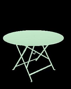 Fermob BISTRO   Gartentisch Ø 117 cm -Opalgrün MK-Rund