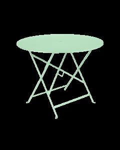 Fermob BISTRO   Gartentisch Ø 96 cm-Opalgrün MK-Rund