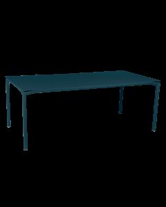 Fermob CALVI | Tisch 195x95cm-Acapulcoblau MK