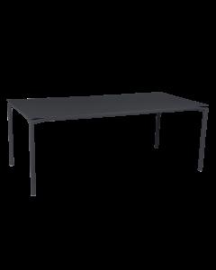 Fermob CALVI   Tisch 195x95cm-Anthrazit MK