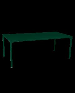 Fermob CALVI | Tisch 195x95cm-Zederngrün MK