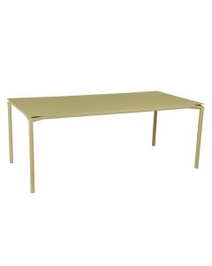 Fermob CALVI | Tisch 195x95cm-Lindgrün MK