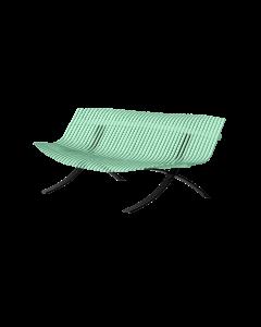Fermob CHARIVARI | Gartenbank-Opalgrün MK