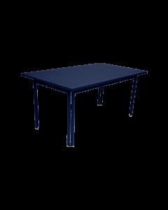 Fermob COSTA | Gartentisch 160x80 cm, Abyssblau