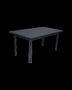 Fermob COSTA   Tisch 160x80 cm, Anthrazit