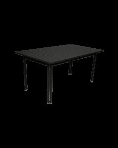 Fermob COSTA | Gartentisch 160x80 cm-Lakritz MK-Rechteckig