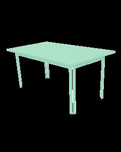 Fermob COSTA   Gartentisch 160x80 cm-Opalgrün MK-Rechteckig