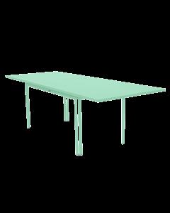 Fermob COSTA   Gartentisch ausziehbar 160/240x90cm-Opalgrün MK-Rechteckig