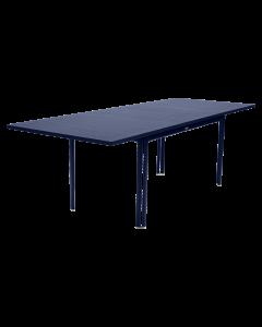 Fermob COSTA | Gartentisch ausziehbar, Abyssblau
