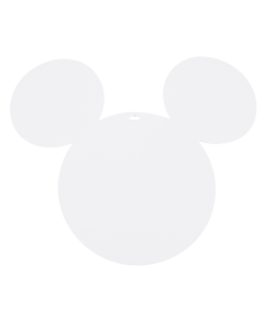 Fermob Mickey Mouse Untersetzer Baumwollweiß