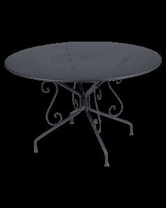 Fermob MONTMARTRE | Tisch Ø 117 cm, Anthrazit