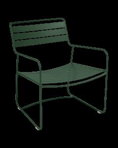 Tiefer Sessel - SURPRISING, Zederngrün