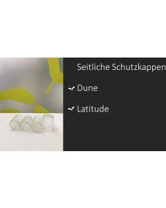 Fermob Dune premium, Latitude Schutzkappen, seitlich (4 Stück)
