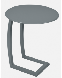 Fermob Alize versetzter niedriger Tisch -Gewittergrau MK
