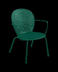 Fermob LORETTE | Tiefer Sessel -Zederngrün MK
