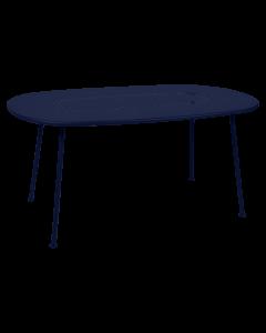 Fermob LORETTE | Tisch 160x90cm-Abyssblau