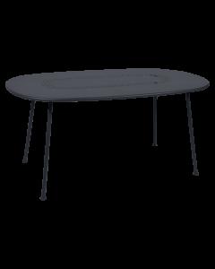 Fermob LORETTE | Tisch 160x90cm-Anthrazit MK