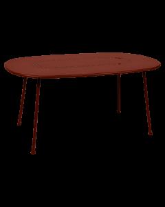 Fermob LORETTE | Tisch 160x90cm-Ockerrot MK