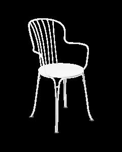Fermob Opera+ Sessel -Baumwollweiß MK