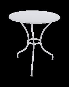 Fermob Opera+ Tisch Ø67-Baumwollweiß MK
