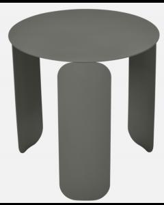 Fermob BEBOP Niedriger Tisch Ø45cm, Rosmarin