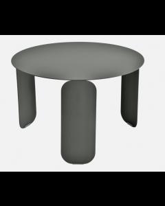 Fermob BEBOP Niedriger Tisch Ø60cm, Rosmarin