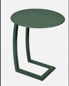 Fermob Alize versetzter niedriger Tisch -Zederngrün MK