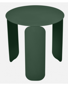 Fermob BEBOP Niedriger Tisch Ø45cm, Zederngrün